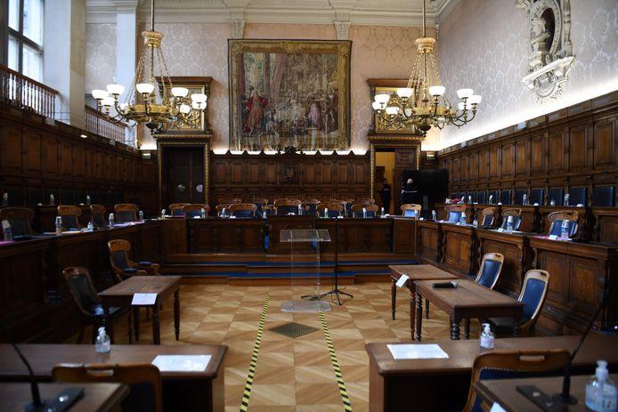La Cour de justice de la République (CJR)