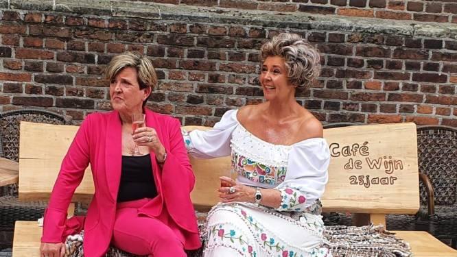 Kastelein Jolanda van Café De Wijn: 'Tijdens de lockdown ging ik soms alleen aan de bar zitten, even mijn café ruiken'