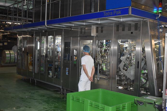 Sint-Lievens-Houtem: Inex rekruteert werkkrachten tijden de Milkrun.