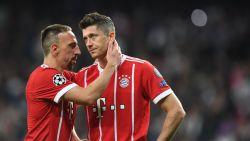 Spelers van Bayern München werden na de uitschakeling om 5u 's morgens uit hun bed gehaald