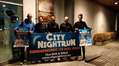 Autoluwe binnenstad voor City Night Run