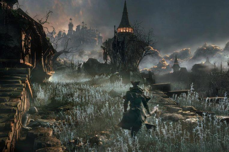 Bloodborne Beeld Sony