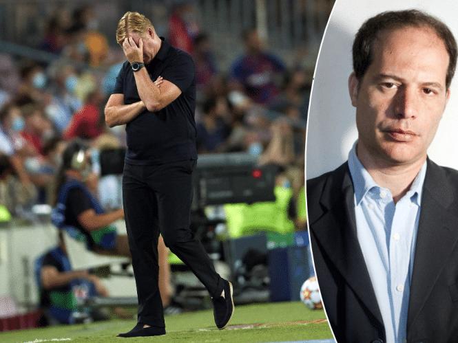 """Barcelona-kenner Simon Kuper over malaise: """"Mocht ik Martínez zijn, ik zou Barça nu niet willen coachen"""""""