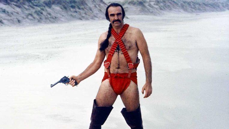 Sean Connery in 'Zardoz