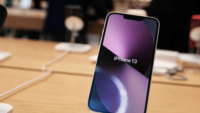 Face ID op iPhone 13 werkt niet meer bij onofficiële schermvervanging