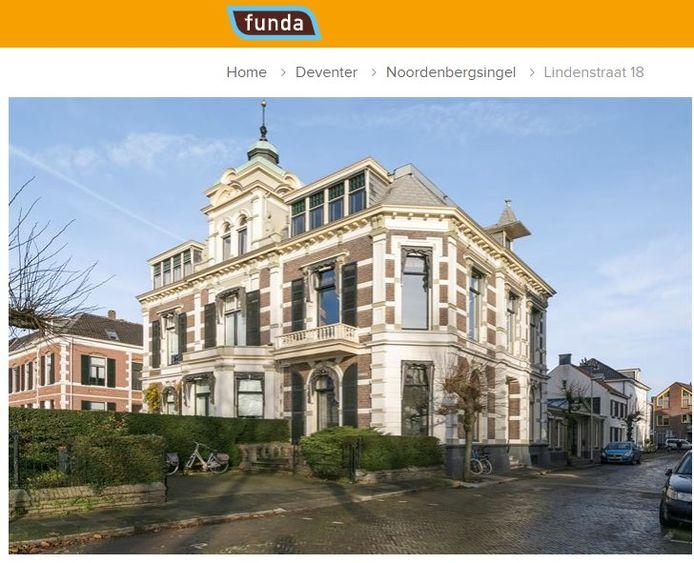 Lindenstraat 18, Deventer.