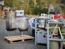 Drugslab Kleibultweg Oldenzaal, OM eist celstraffen tot 4 jaar tegen vijf verdachten