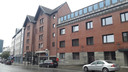 Het Scandic Bodø viersterrenhotel, waar Kamphuis op 20 augustus volgens de politie voor het laatst met zekerheid is gezien