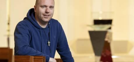 Dominee Floris (38) neemt afscheid van Gereformeerd Enter: 'Soms is er een mismatch'