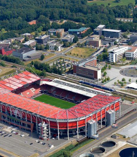 'Dak stadion FC Twente kan geen zonnepanelen dragen'