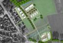 De manier waarop de gemeente Raalte de eerste fase van het nieuwbouwplan Marissink wil invullen in Nieuw Heeten.