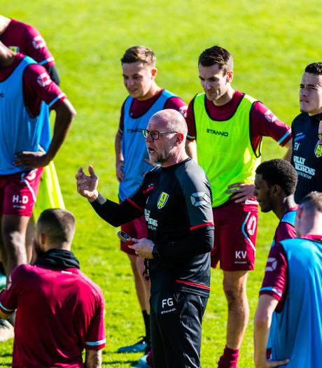 RKC-coach Fred Grim: 'Die jongens beseffen dondersgoed hoe belangrijk het is'