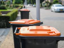 Tweeduizend huishoudens in Dordt moeten oranje bak weer verruilen voor zakken