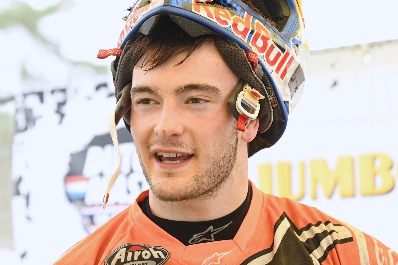 Aankomend weekend kan Jeffrey Herlings voor het eerst in zijn carrière wereldkampioen motorcross worden.