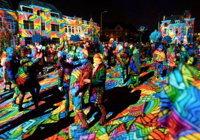 Dive into a Sea of Colors, binnenkort op de Vlasmarkt