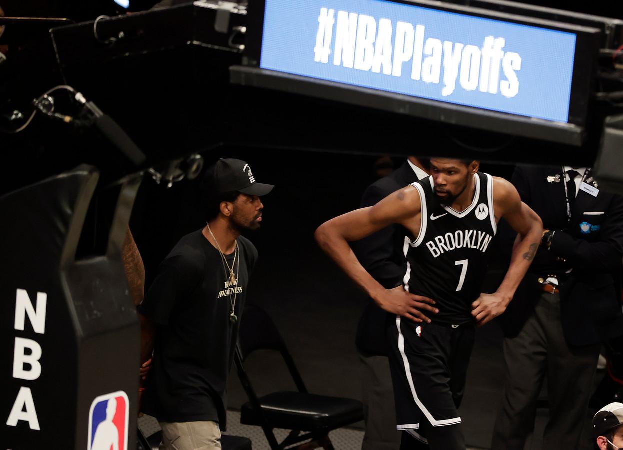 Ontgoocheling bij de Brooklyn Nets.