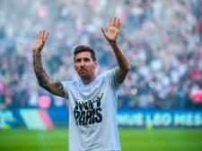 L'étonnante habitude de Messi en début de match