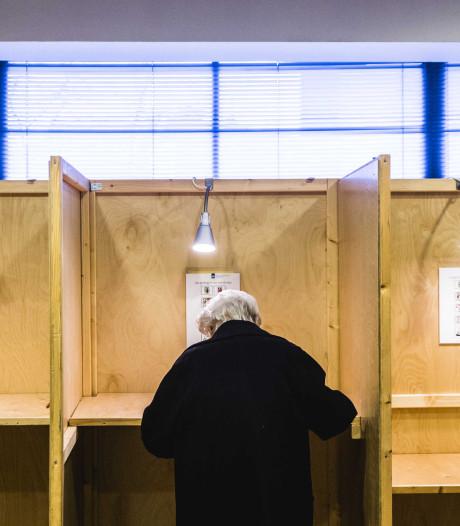 Zo werd er gestemd tijdens de vorige gemeenteraadsverkiezingen