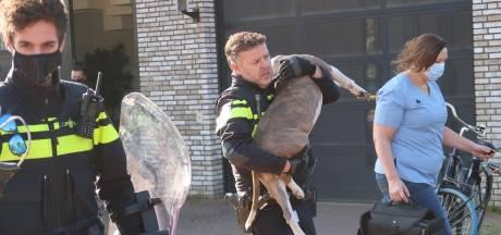 Man en vrouw gebeten door agressieve hond in woning Breda