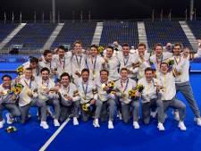 """Sportifs et politiques belges félicitent les Red Lions, médaillés d'or à Tokyo: """"Quelle performance"""""""