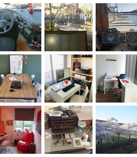 Zo werkt Utrecht thuis: dit zijn jullie werkplekken!
