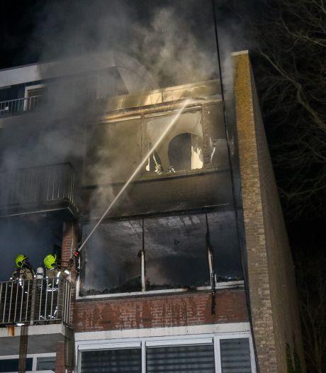Brandweer: Meer woningbranden in 'thuiswerkjaar' 2020