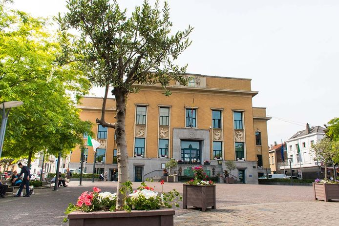 Gemeentehuis van Koekelberg