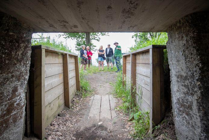 Archeologiedagen en rondleidingen Bezoekerscentrum Grebbelinie