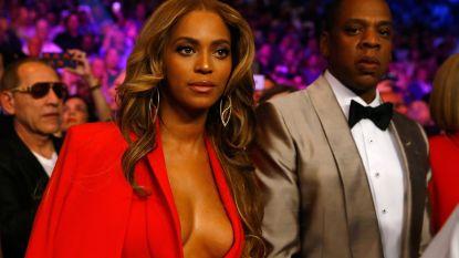 Wie naar schaarsgeklede Beyoncé gluurt, krijgt met Jay-Z te maken: rapper stuurt mannen naar de kleedkamer
