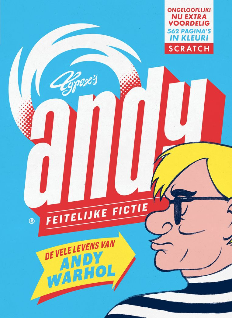 Typex / Andy Warhol Beeld RV