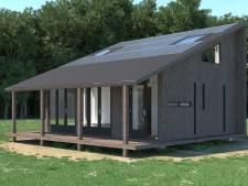 Wonen zonder gas en zonder riool in 'tiny house' in Harderwijk