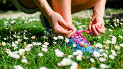 Laatste training voor de 10 Miles? Sportcoach Hélène geeft tips
