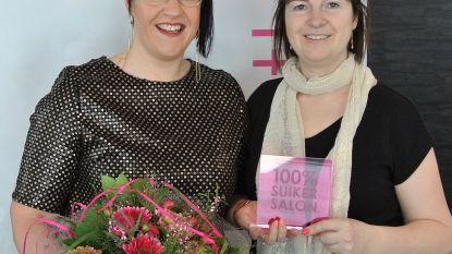 Schoonheidsinstituut Shine krijgt '100% suikersalon'-award