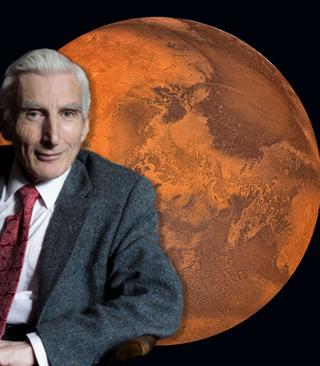 De mensheid kan niet naar Mars verhuizen