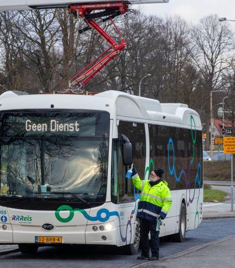 Busmaatschappij RRReis kampt met onderbezetting en rituitval