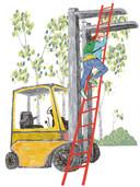Bento (16) uit Westervoort klimt stap voor stap op de ladder op weg naar zijn grote droom: vakkenvuller worden bij Makro.