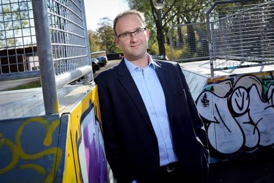 Menno Roozendaal, wethouder dienstverlening in Meierijstad.