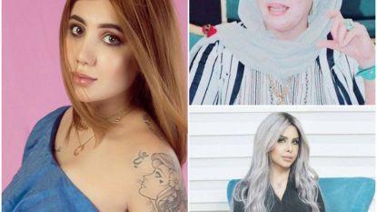 Iraakse Instagramsterren vrezen voor hun leven