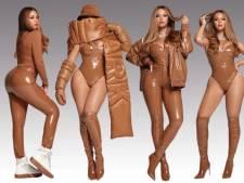 Beyoncé pose en latex de la tête aux pieds pour Adidas