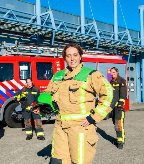 'Een mannenberoep? Echt niet!' Brandweer snakt naar méér vrouwen: 'Kleven hardnekkige vooroordelen aan ons beroep'