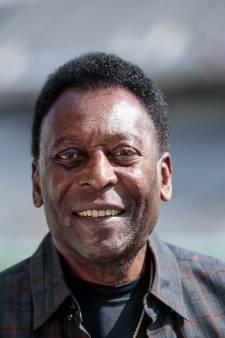 Pelé assure qu'il récupère bien de son opération