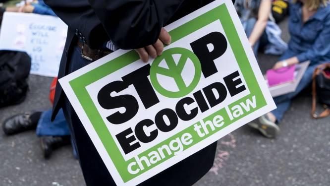 """Frankrijk keurt invoering van misdrijf """"ecocide"""" goed"""