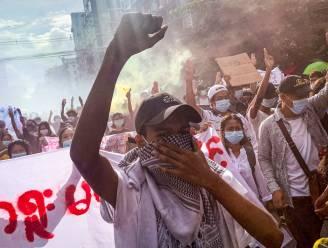 Staatsgreep Myanmar: meer dan twintig doden na nieuwe confrontatie tussen leger en opposanten