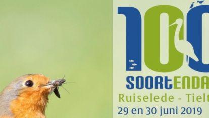 1.000-soortendag strijkt neer in Tielt, Ruiselede en Wingene