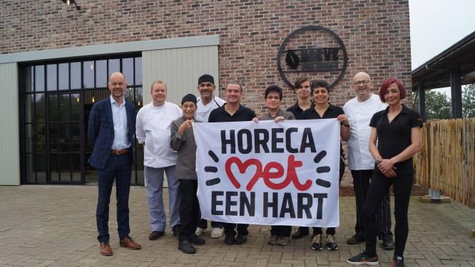 """Hoeve Ter Kerst viert vijftiende verjaardag met opening nieuwe zaal en nieuwe slogan: """"Met 'Horeca met een hart' onderstrepen we de passie van onze medewerkers"""""""
