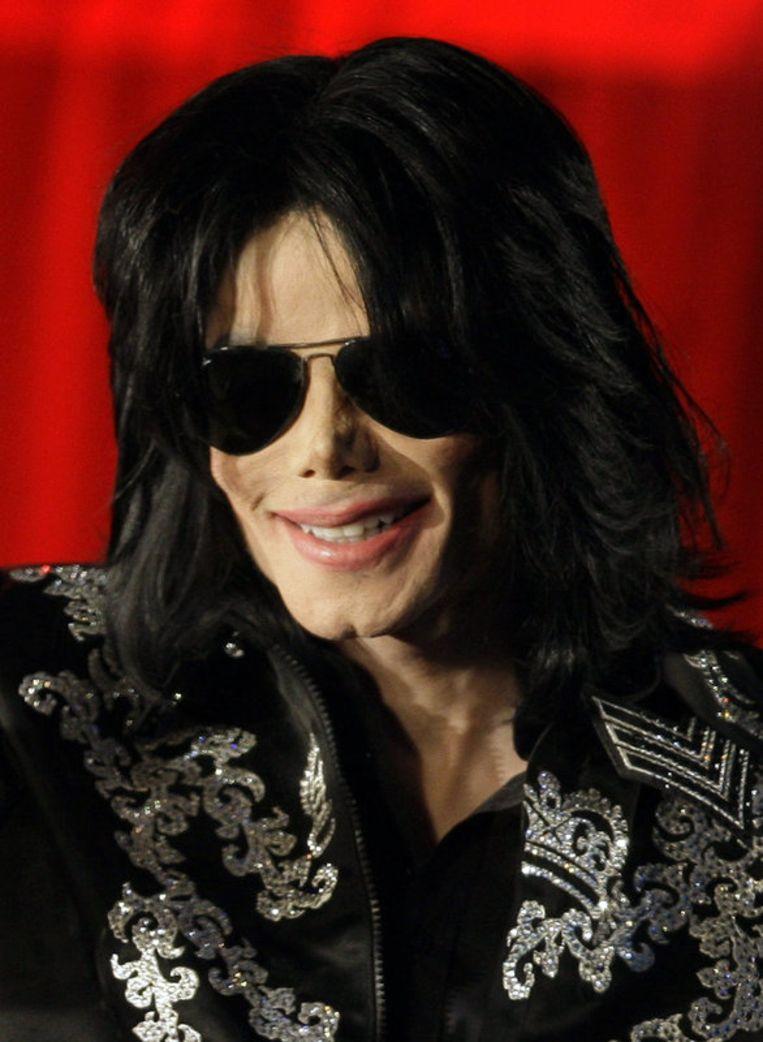 Michael Jackson. Foto AP Beeld