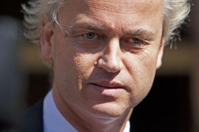 PVV-leider Geert Wilders. ANP