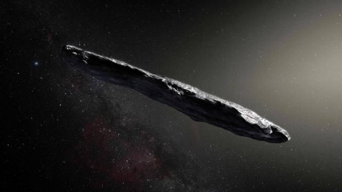 Uniek: rotsblok van buiten ons zonnestelsel bereikt ons na reis van 300.000 jaar