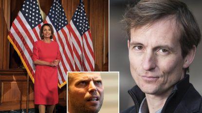 """""""Wat een vooringenomen avondradio"""": Theo Francken geschokt over verslaggeving van VRT-correspondent Michiel Vos, schoonzoon van Nancy Pelosi"""