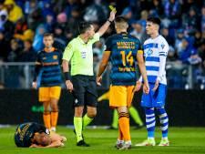 Videoscheids spaart Tedic: pover PEC Zwolle profiteert niet en verliest weer